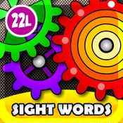 Sight Words Games & Flash Cards for Reading and Spelling Success at School (Learn to Read Preschool, Kindergarten and Grade 1 Kids) by Terasoft, a.s.