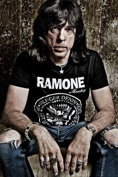 Marky Ramone, last survivor of the Ramones. foto di matti, Matti Hillig, Barcelona/Berlin