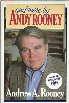 ...and more by Andy Rooney