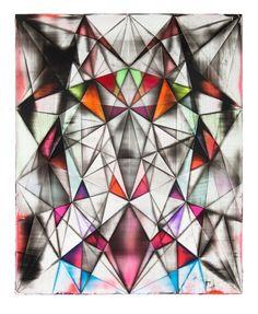 Shannon Finley, 'Rhombus (Cat),' 2013, Jessica Silverman Gallery