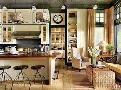 industrial cottage: