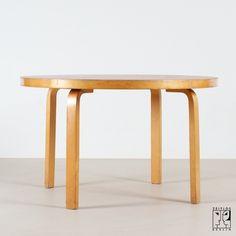 Alvar Aalto table by Artek
