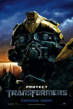 Transformers Movie Poster #12 - Internet Movie Poster Awards Gallery