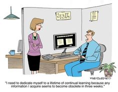 Career Coach: What are you doing to keep learning?