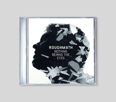 RoughMath - 'Nothing Behind The Eyes' by Jack Crossing, via Behance