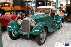 1931 OM 665 Mille Miglia