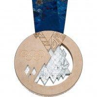 Двадцатая медаль России на XXII Олимпийских зимних играх в Сочи: Бронза
