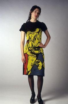 Strick Trek 1998 Short Sleeve Dresses, Dresses With Sleeves, Shirt Dress, T Shirt, Trek, Knitwear, Fashion, Supreme T Shirt, Moda