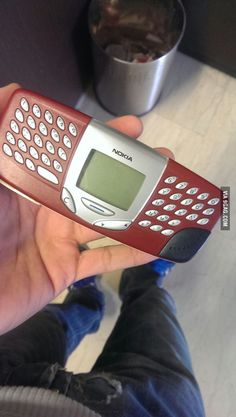 I found my old Nokia while cleaning my shop!