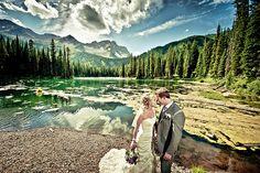 Weddings at Island Lake Lodge in Fernie BC