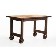 17 Stories Sassa Counter Height Dining Table