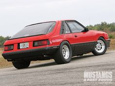 Similar to a Fox Mustang Mustang Svo, Ford Mustang Forum, Fox Body Mustang, Mustang Cobra, Ford Motor Company, Lincoln, Ford Probe, Old American Cars, Mercury Capri
