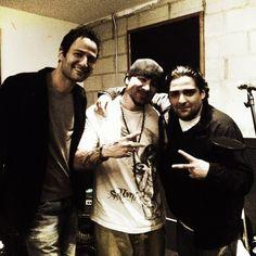 At studio Jan. 2013 #makinhits
