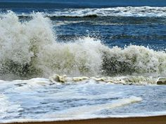 Great waves at Duck, NC