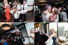 Taylor and Kyle's Empyrean Wedding. Indianapolis & Fort Wayne Wedding Photographers - Dustin & Corynn Photography - Reception dancing