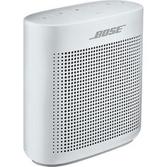Bose SoundLink Color Bluetooth Speaker (Black) Engineered to deliver bold sound wherever life takes you Innovative Bose technology packs big sound into a small, water-resistant speaker Rugged, with a soft-touch silicone exterior that makes it easy to pick up and go https://technology.boutiquecloset.com/product/bose-soundlink-color-bluetooth-speaker-black/
