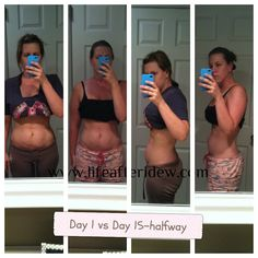 300 ab challenge- halfway results