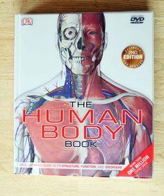 The Human Body - very cool anatomy book