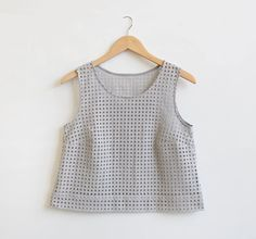 Willow Variation 01: Cropped Tank