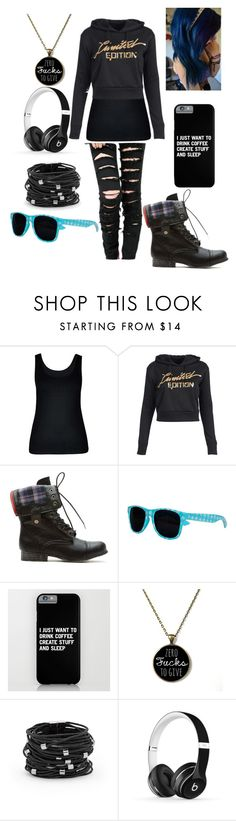 """""""Untitled #40"""" by darkcreator ❤ liked on Polyvore featuring City Chic, Chico's, Beats by Dr. Dre, women's clothing, women's fashion, women, female, woman, misses and juniors"""