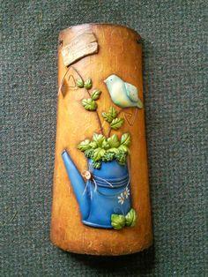 El Alma de Aurora......entre mis manos... vida, amor y arte...: Tejas y Modelados varios en Pasta Das