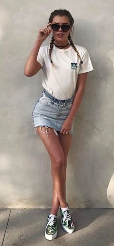 Alissa violet fashion my style Alissa Violet Style, Alissa Violet Outfit, Trendy Outfits, Cool Outfits, Summer Outfits, Outfit Goals, Outfit Ideas, Poses, Passion For Fashion