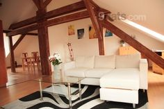 Book Family-friendly Apartment with Lift in Prague-Prague 3 from 85 € at 9flats.com