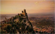 San Marino, Italia