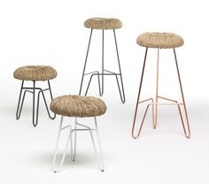 Mogg Donut Stool - Contemporary Chairs & Stools at Go Modern Furniture, London