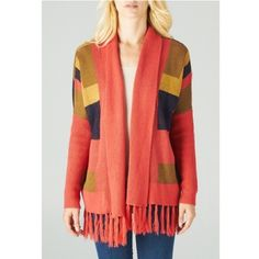 C. Luce Sweater/Poncho Perfect sweater for the holidays! Worn once for a few hours. Only flaw is a small pull on the right breast- perfect condition other than that. trades,✅all offers considered!  C. Luce  Sweaters Shrugs & Ponchos