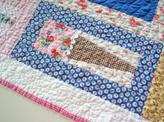 notes of sincerity: pdf file quilt pattern