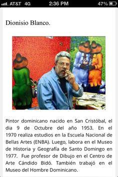 Pintor Dominicano