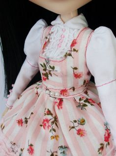 Classic Lolita outfit for Pullip by SquishTish on Etsy
