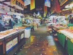 Fish Market in Aomori ;)