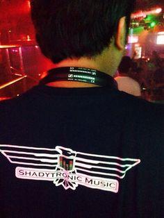shadytronic tshirt