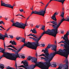 Gaze into the Wobbly GIF Worlds of Julien Rivoire | The Creators Project