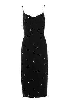 **Silvius Slip Dress by Unique