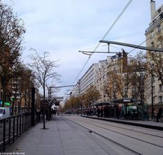 Tram station Didot