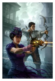 Steampunk Tendencies | Elsa Kroese