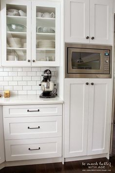 6th Street Design School: Feature Friday: So Much Better with Age: Kitchen and Dining Room