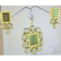 Buy Beautiful Handmade Thewa pendant sparking looks by undefined, on Paytm, Price: Rs.950?utm_medium=pintrest