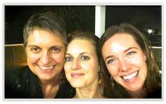 Eating Italy Food Tours Party Staff e Biscottificio Innocenti,  Stefania Anna e Manuela