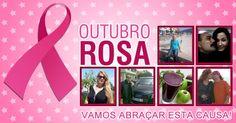 Outubro Rosa! Quais amigos apoiam esta causa?