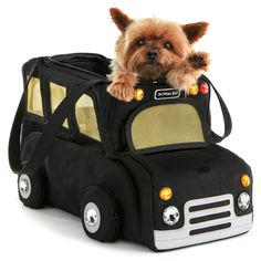 The Mommy Bus - pet carrier