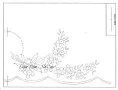 Floral Pillowslip Edging (Second half)