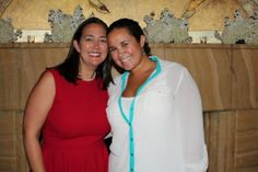 With Erin Gruwell at the Freedom Writer Symposium #TurquoiseCompass