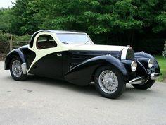 Bugatti 57c atalante 1938