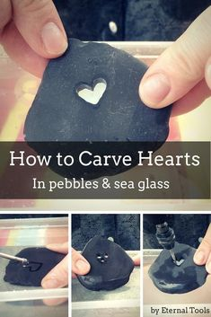 How to Carve Hearts | 15 Awesome Dremel Projects | Easy DIY Ideas to Make with Dremel, check it out at http://pioneersettler.com/dremel-projects/