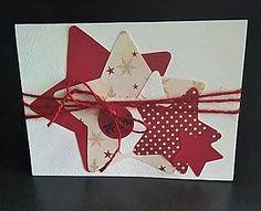Papiernictvo - vianočný pozdrav - stars - 6060498_