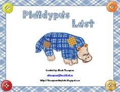 lesson plans for plaidypus lost